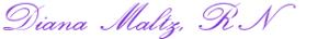 diana signature